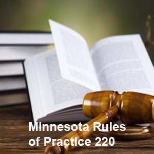 WHAT DOES MINNESOTA RULE 220 REALLY MEAN?